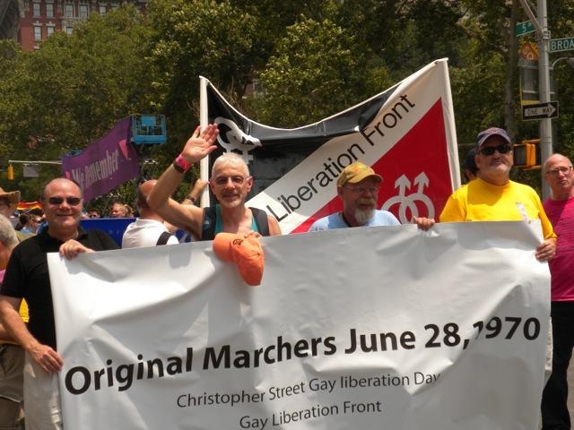 Gay Pride Parade New York 2013